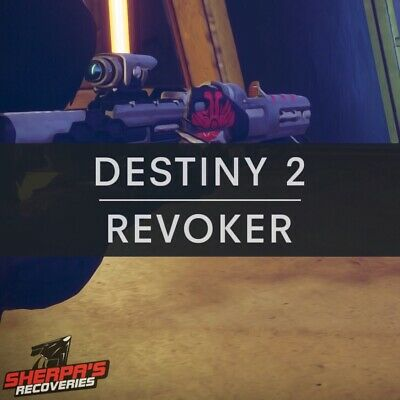 Destiny 2 Revoker Quest 24 Hour Delivery! (PC) Xbox & Ps4 With Cross Save!