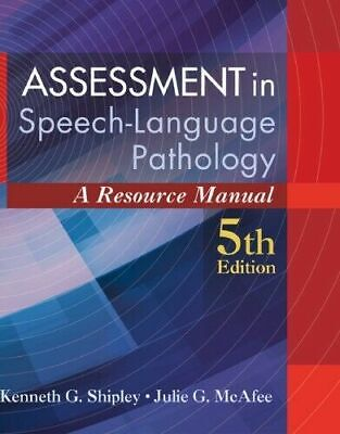 [PÐF] Assessment in Speech-Language Pathology: A Resource Manual 5th