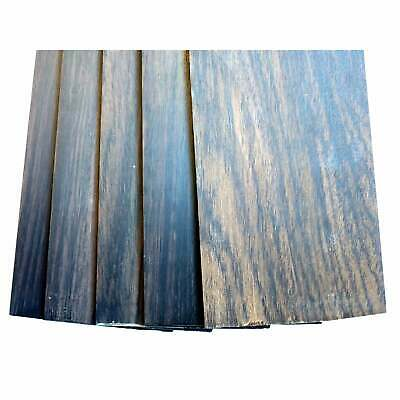 Turners' Mill Indian Rosewood Constructional Veneers - 900x90x3mm, Pack of 5