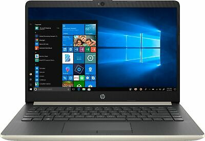 """HP - 14"""" Laptop - Intel Core i3 - 4GB Memory - 128GB Solid State Drive - Ash ..."""