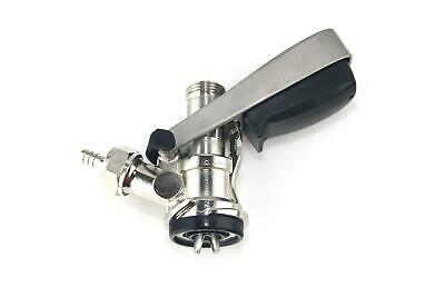 Hiwi tapping head, keg head, basket fitting, top outlet Type S without window