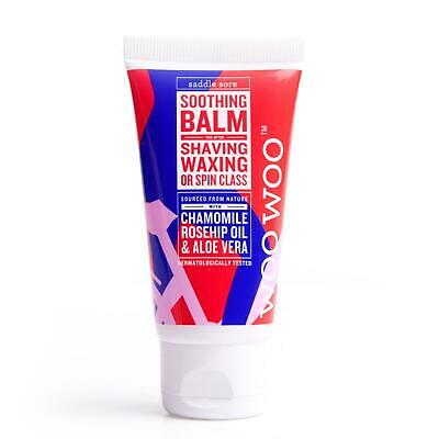 Woo Woo Saddle Sore! Soothing Balm Post Shaving Waxing or Spin Class