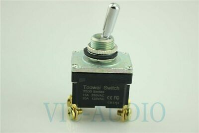 Toowei Switch Waterproofing Oil Proof Dust-proof Toggle Switch T500 Series 4Pins