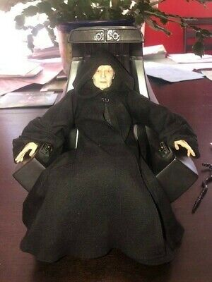 Sideshow 1/6 Emperor Palpatine and Throne