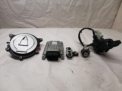 Ducati OEM MONSTER Ignition Set W Key ECU Gas Cap Locks **GREAT CONDITION**