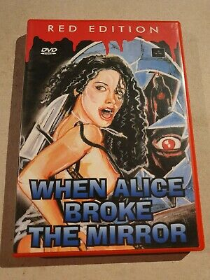 When Alice broke the Mirror (Red Edition) DVD