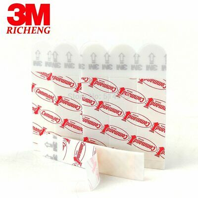 36pcs Medium 3M Command Assorted Mounting Refill Strips Command Adhesive Poster