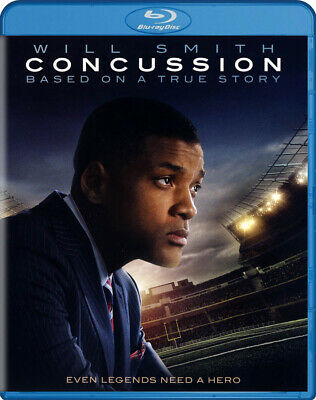 Concussion (Blu-ray) (Canadian Release) New blu-ray