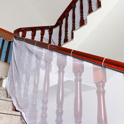 Kids stairs safety net protection Rail Balcony baby fence stair net Decoration