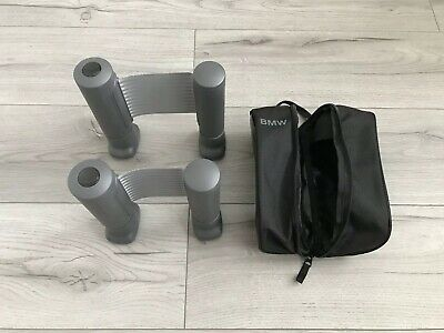 Genuine BMW Luggage Compartment Securing Belts With Cary Bag 51470410427