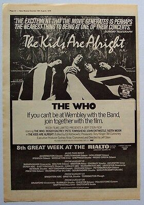 14x21 24x36 Art X-3073 New The Who This Guitar Has Seconds To Live Music Poster