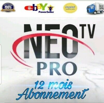 ☆ Abonnement 12 Mois ☆ Smart Tv ☆ Android ☆ Ios