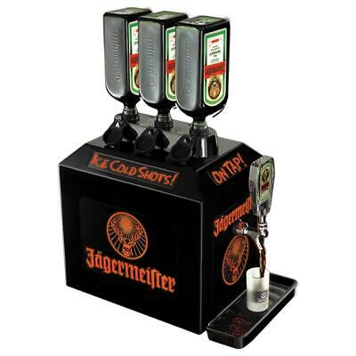 Jägarmeifte Tap Machine - BRAND NEW - OPEN BOX Model JEMUS - LIQUOR NOT INCLUDED