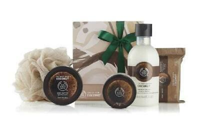 The Body Shop Coconut Essential Gift Box - BRAND NEW