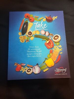 SLIMMING WORLD - Brand New Book for July 2018- Take 5.