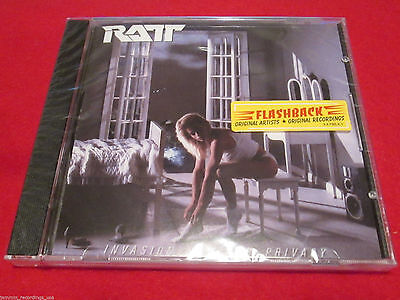RATT - INVASION OF YOUR PRIVACY - NEW SEALED CD - Brand new
