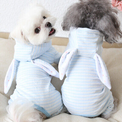 2019 Winter NEW Pet Dog Puppy Cat Soft Jumpsuit Poodle Dog Apparel For Small Dog