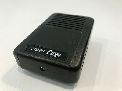 Vintage Pager Auto Page ET-6 / ET-6R | Iwata Electric Co. (Korea) | 1984 | RARE