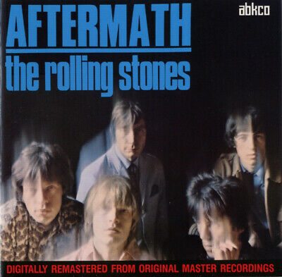 The Rolling Stones - Aftermath  (CD 1986  ABKCO Records)