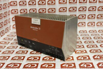Weidmuller 8778870000 Power Supply - Used