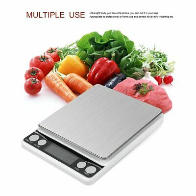 Multifunctional LCD Electronic Digital Scale 0.1G/0.01G Kitchen Weight Scales D5