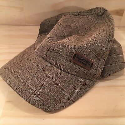 """WILD TURKEY BOURBON """"Brown"""" Collectable Adults Alcohol Brand Baseball Cap Hat"""
