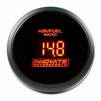 Innovate DB-Red Gauge Kit Anzeige LC-2 rote LEDs O2 LSU 4.9 Breitband Lambda