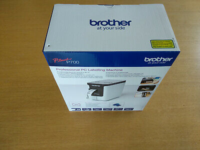 Brother, P-Touch P700 Professional PC Labelling Machine