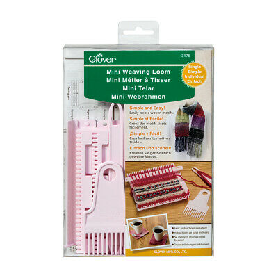 CLOVER | Mini Weaving Loom Single | CL3176