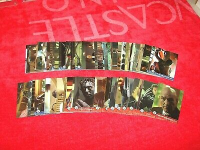 2003 Topps X-Men 2 United Movie Trading Card Set Complete 1-72 (18-57)
