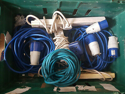 Bulk Selectin of Electrical 16A & 13A leads