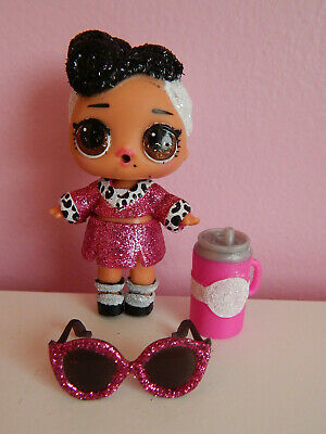 LOL Surprise Doll Face Bling Series Big Sister Glam Glitter Genuine!