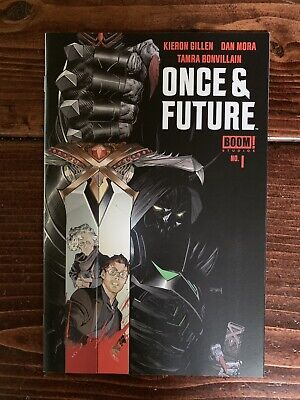 Once And Future #1 A 1st Print NM Dan Mora - Boom Studios