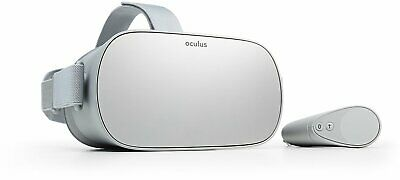 Oculus Go Standalone 32GB Virtual Reality Headset - White with Controller