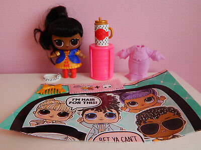LOL Surprise Doll Her Majesty Hair Goals Series Big Sister Genuine!