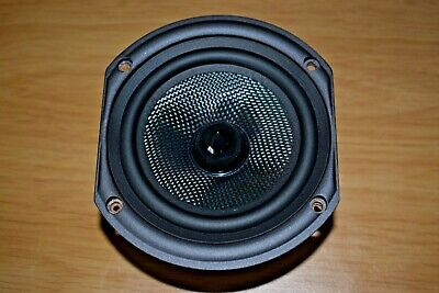 "Single Wharfedale Diamond 9.0 Mid/Bass Driver Model 10113 Drive Unit 4"" Woofer"