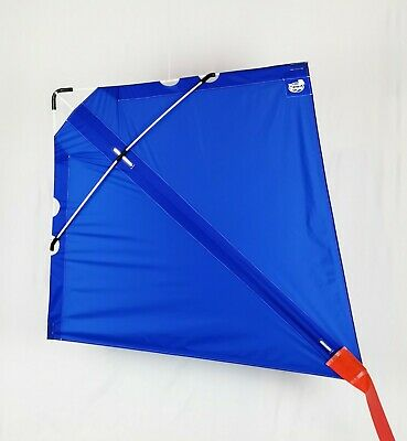 PETER POWELL Dual Line Stunt Kite MKIII WHITE Adults Kids Outdoor Sport Toy
