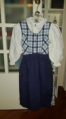 Kinder Dirndl (116 cm) ISAR TRACHTEN in perfect conditions