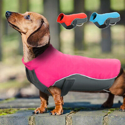 Dog Clothes for Big Dogs Waterproof Winter Coat Reflective Jacket Pitbull S-5XL