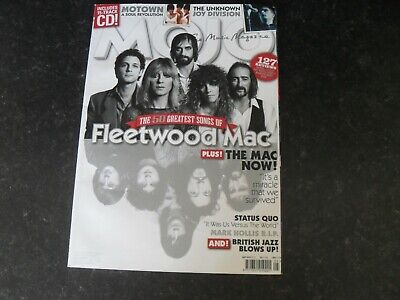 Mojo Magazine May 2019 Fleetwood Mac