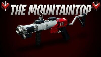 Destiny 2 The MountainTop Full Quest (ONLY 1-2 DAYS) - Xbox/Ps4/PC