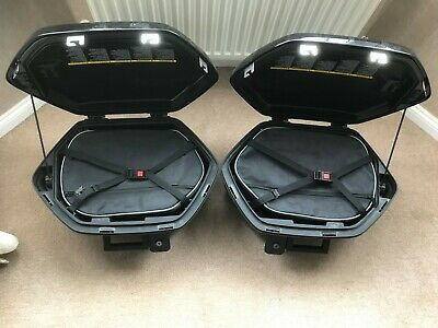 Pannier Liner Bags For Yamaha Tracer 900Gt, Tracer 900Gt City, Tracer 900Gt 2019