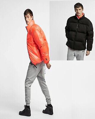 meilleur service b7546 3223e NIKE DOUDOUNE BOMBER Down Bubble Padded Jacket Synthetic ...