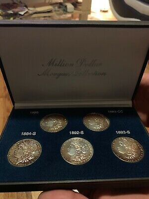 THREE PROOF FANTASY Coins - National Collectors Mint