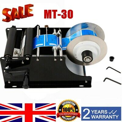 MT-30 Semi-Automatic Round Bottle Labeling Machine for Date Printer Bottle HOT