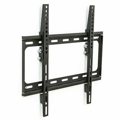 Support Mural Inclinable TV LCD Muraux Ecrans Plat Orientable 32-55 81-140 cm FR