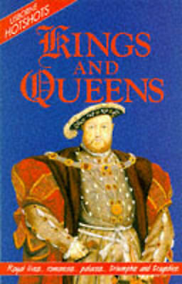 Wingate, Philippa, Kings and Queens (Famous Lives), Very Good Book