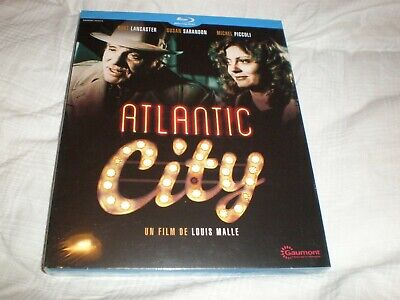 atlantic city   burt lencaster  blu ray neuf sous blister