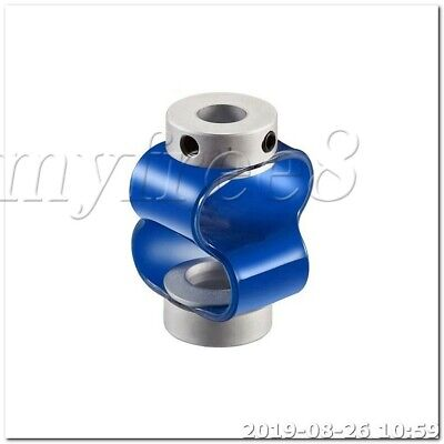 Alloy Flexible Couplings for 3D Printer or CNC Machine Coupling Clutch stlye A