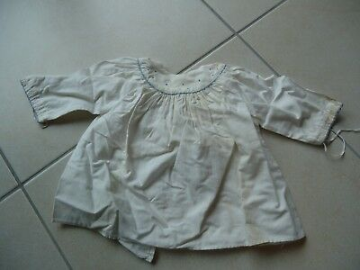 Top, Blouse Child Baby Vintage Stained